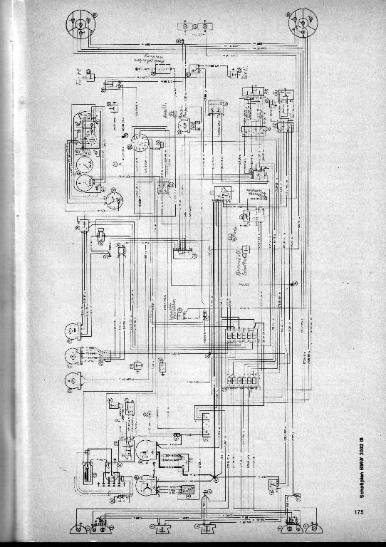 Berühmt Bmw 2002 Schaltplan Ideen - Die Besten Elektrischen ...