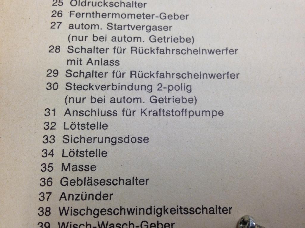 Charmant 1976 Bmw 2002 Schaltplan Ideen - Der Schaltplan ...
